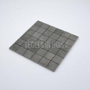 Mozaiek Altibes 5x5 grijs per matje 30x30