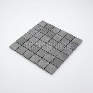 Mozaiek Altibes 5x5 donker grijs per matje 30x30