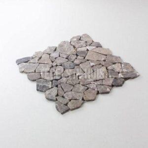 Mozaiek Terrazzo Chocolate - bruin