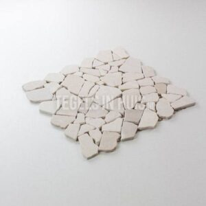 Mozaiek Terrazzo Biancone - gebroken wit