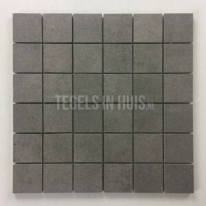 Lana mozaiek 5x5 cool grey 5x5cm