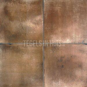 Boeren plavuizen - Estriken licht bruin 30x30
