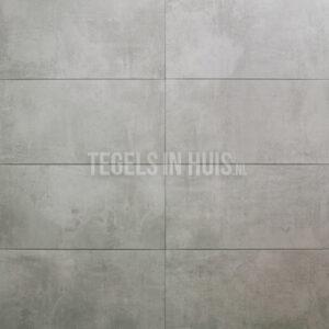 Vloertegel Casa Pronto grijs 30x60 cm