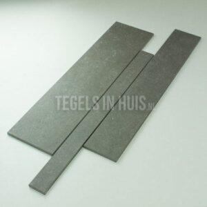 Wandstroken Belgisch hardsteenlook grijs